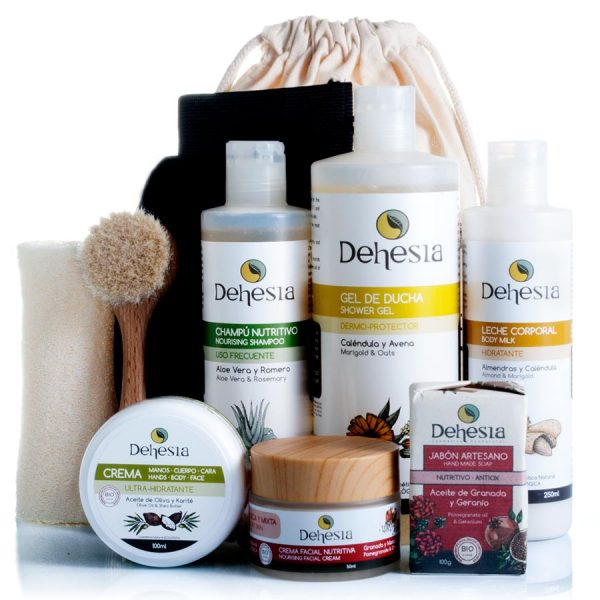 Pack Top de Dehesia Cosmética Econatural