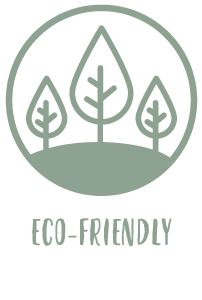 icono eco-friendly Dehesia cosmética natural